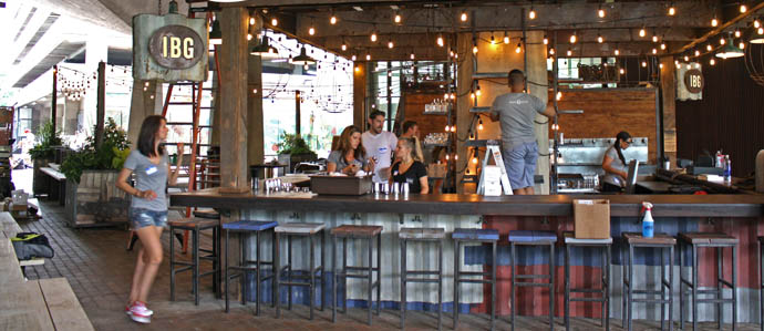 Check Out What 39 S On Tap For Independence Beer Garden 39 S Debut On July 15 Photos Drink Philly