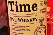 Time Rolls Out Its Own Custom-Blended Rye Whiskey