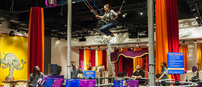 Franklin Institute Brings the Big Top Experience to Science After Hours, Tues., Aug. 12