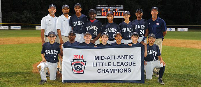 Where to Root, Root, Root for Home Team Taney Dragons in the Little League World Series