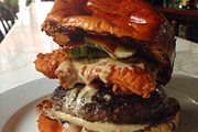 Rex 1516 Guest Burger Chef Series Continues With a Burger From Eagles Linebacker Marcus Smith
