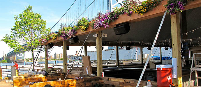 Celebrate Summer While You Still Can at Morgan's Pier's Seafood Boil, Thurs., Sept. 11