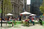 Roll Out the Barrels: Dilworth Park Celebrates OctoberFest