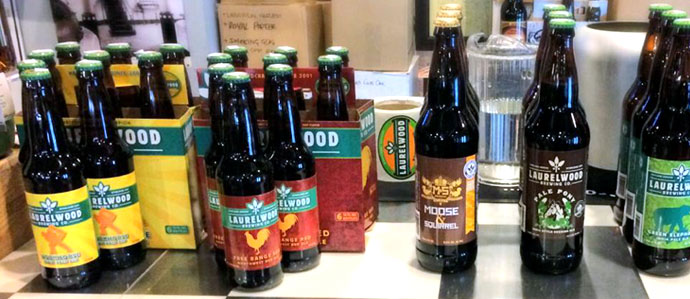 Cavanaugh's Headhouse Hosts Laurelwood Brewing Co for Brew & Chew, Oct. 30