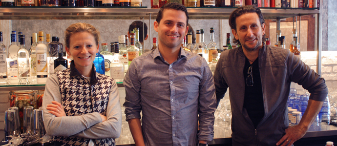 What to Drink at V-Street, the 'Global Street Food Bar' from Vedge's Rich Landau and Kate Jacoby
