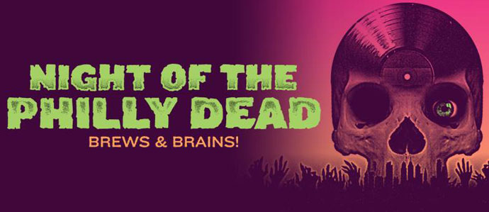 Celebrate Halloween with Brews and Brains at the Ultimate Zombie Party, Oct. 31