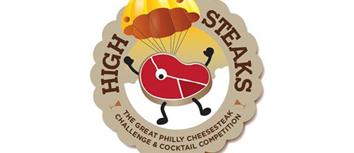 High Steaks at The Great Philly Cheesesteak Challenge & Cocktail Competition, Oct. 12