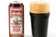 Craft Beer Philadelphia | Beer Review: Narragansett Autocrat Coffee Milk Stout | Drink Philly