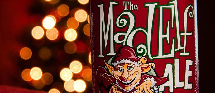 Grey Lodge Pub Taps the Season's First Keg of Mad Elf, Fri., Nov. 14