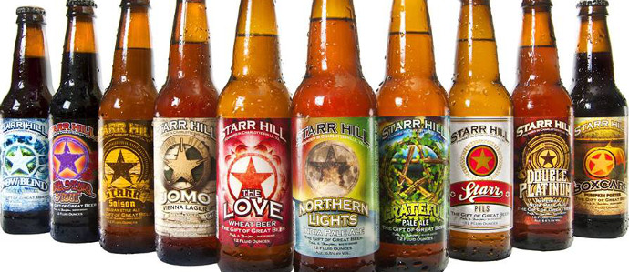 Cavanaugh's Rittenhouse Hosts Starr Hill Brewery for November's Brew & Chew, Nov. 19
