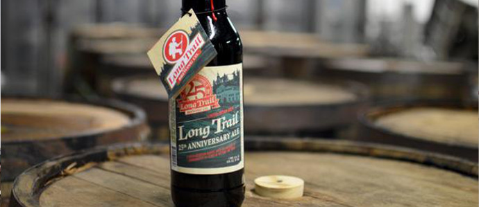 Celebrate Long Trail Brewing Company's 25th Anniversary at Perch Pub, Nov. 18