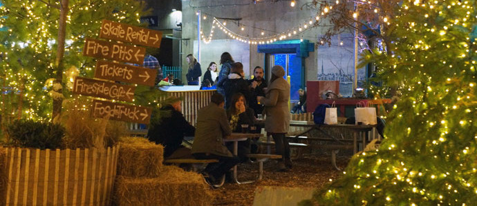 Winterfest Brewfest Comes to Blue Cross RiverRink, Jan 23-25