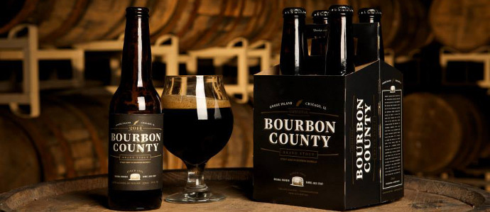 Cavanaugh's Headhouse Hosts Special Goose Island Brew & Chew Featuring Bourbon County, Dec. 17