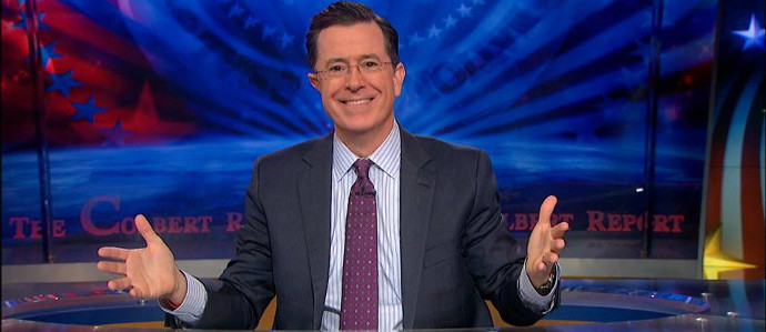 Bierstube Offers Red White and Blue Special for Colbert Report's Final Episode, Dec. 18