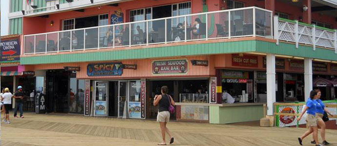 Best Boardwalk Bars for End of the Summer Sipping