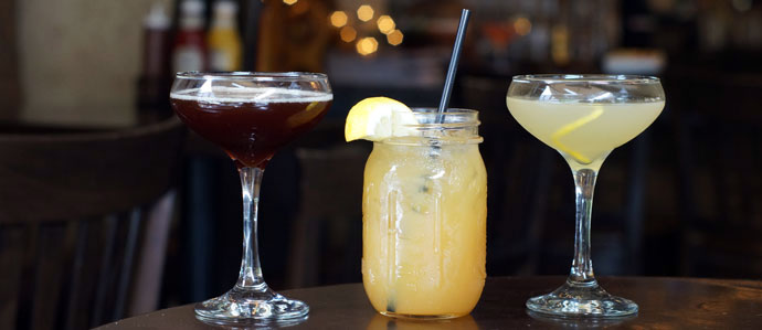 Bainbridge Street Barrel House Rolls Out New Cocktail Menu for Fall