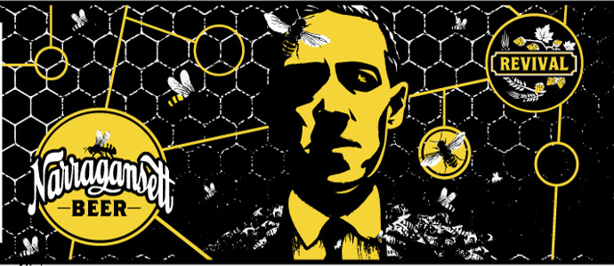 Narragansett Resurrects the Great Old Ones with HP Lovecraft Series of Beers
