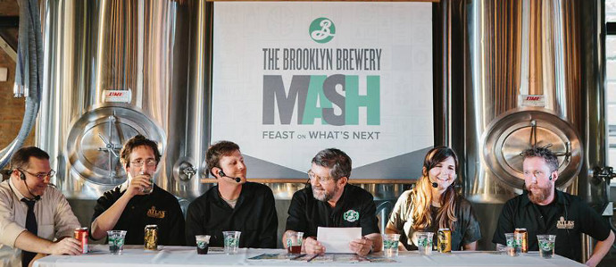 Brooklyn Brewery's #PhillyMash Brings a Week of Great Beer Events to the City, Oct. 17-24
