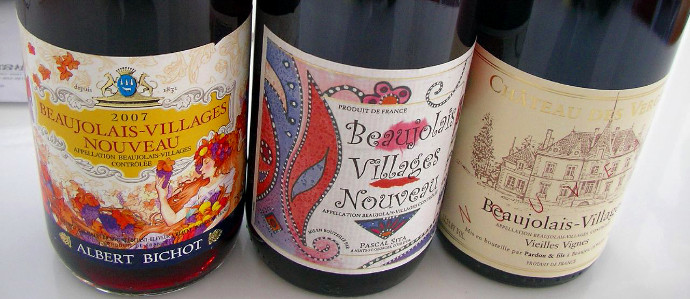 Where to Celebrate Beaujolais Nouveau Day 2017 in Philadelphia, November 16