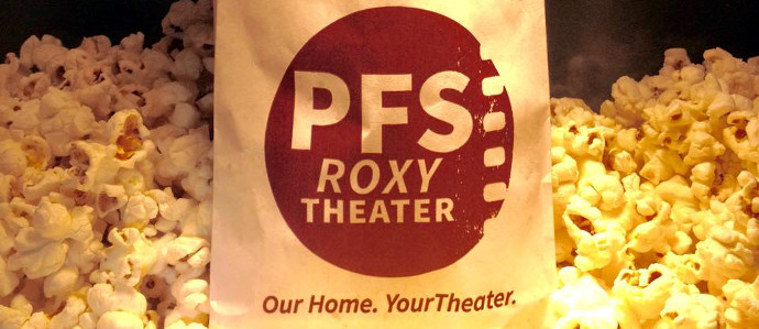 PFS Roxy Theater Hosts BYO Christmas Movie Nights Throughout December