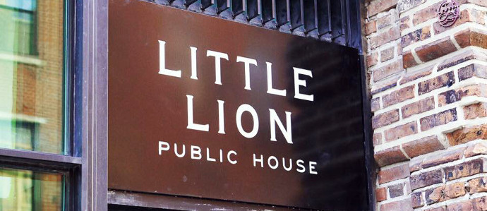 The Little Lion is Now Open in Old City's Former Haru Space