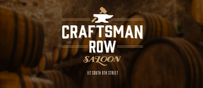 Former Coco's Space on Jeweler's Row Reopens as Craftsman Row Saloon