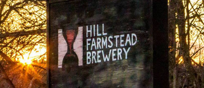 Bainbridge St Barrel House Taps Rare Hill Farmstead Beers, March 12
