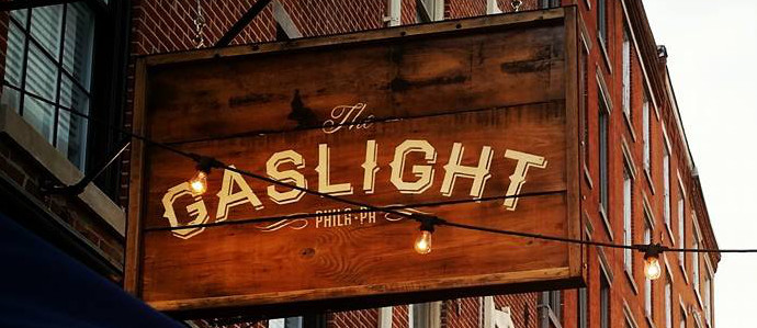 Join The Gaslight for a Complimentary Bluecoat Gin Happy Hour, April 8