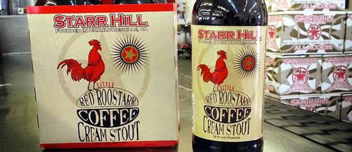 Starr Hill Firkin Tapping at The Bards, March 7