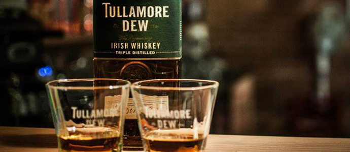 Celebrate St. Patrick's Day a Little Early with a Tullamore Dew Irish Whiskey Dinner, March 12