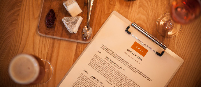 Hill Farmstead Among Rare Beers and Wines Flowing at Tria Cafes and Taproom, Nov. 24 & 27