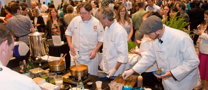 Eat Good, Do Good at Taste of the Nation Philadelphia, May 3