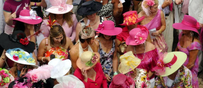 Celebrate Derby Day at The Ebbitt Room in Cape May