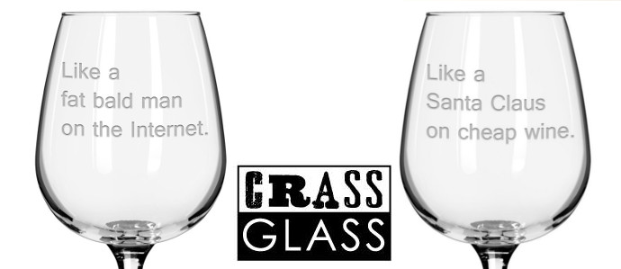 Now You Can Get Cards Against Humanity Sayings on Your Wine Glass