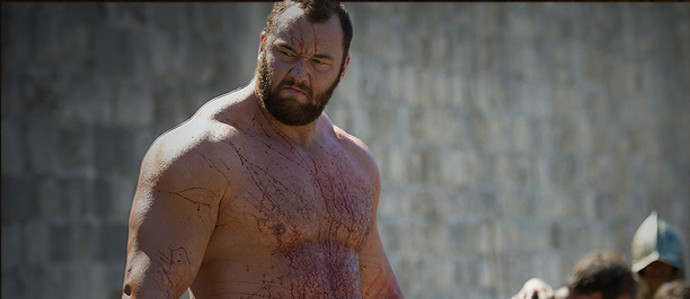 Raise a Glass With 'The Mountain' from Game of Thrones at Devil's Den, May 14