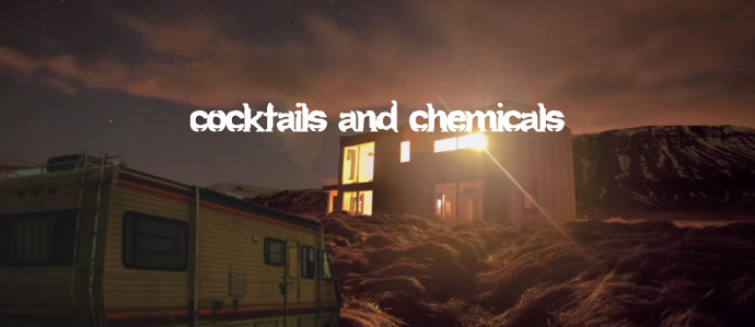 ABQ Brings Beakers, Bunsen Burners and Bourbon to London With Breaking Bad Themed Pop-Up Bar