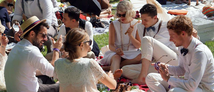 Step Back in Time at Jazz Age on the Delaware, a 20s-Themed Lawn Party at Glen Foerd Mansion, Aug. 1