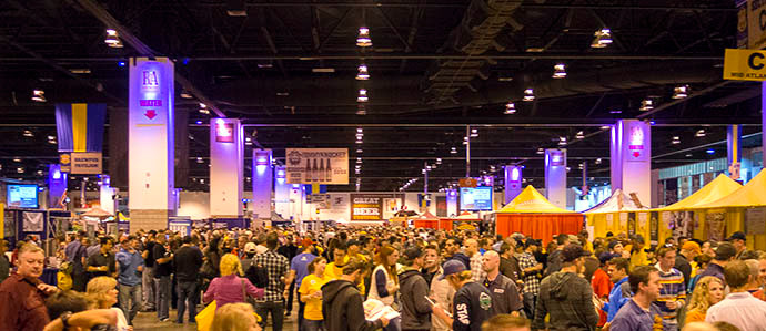 Tickets to the 2015 Great American Beer Festival on Sale July 29