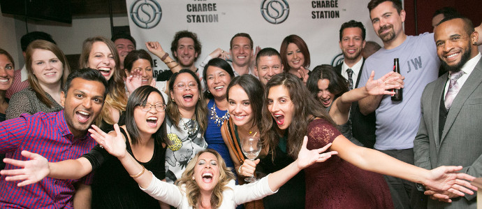Relax and Recharge with The Charge Station and Laurel Card at Finn McCool's, Aug. 13