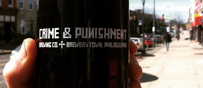 Crime and Punishment Is Getting Things Brewing in Brewerytown