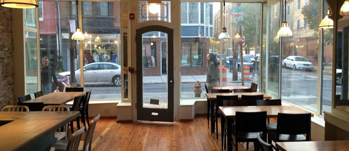 Hungry Pigeon Now Open in Queen Village