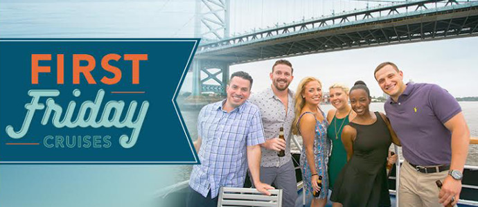 Hop Aboard the Spirit of Philadelphia for First Friday Dinner Cruises Starting in March
