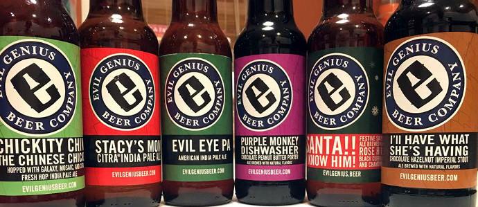 Evil Genius Beer Company Is Setting up Shop in Kensington