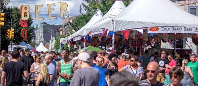 6th Annual 2nd Street Festival Takes Over Northern Liberties, Aug 3