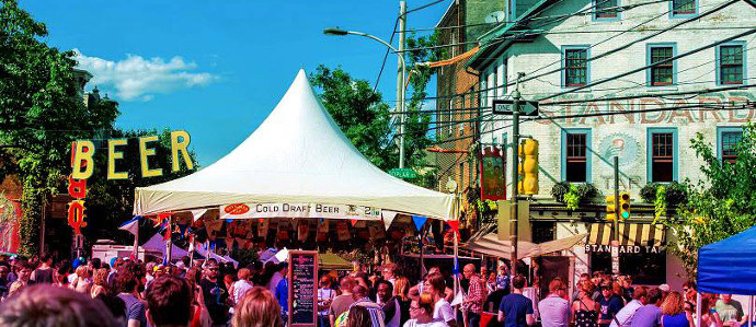 The 2nd Street Festival is Bringing Second Street Sessions to Northern Liberties, October 14