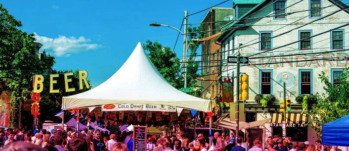 Northern Liberties' 2nd Street Festival is Celebrating Its 11th Year, August 4