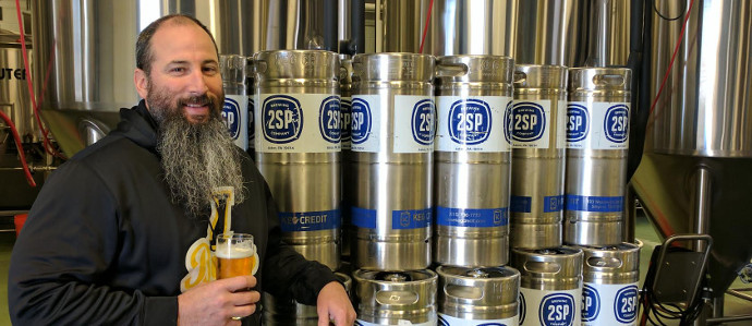 2SP to Release Alternative Facts Blonde Stout