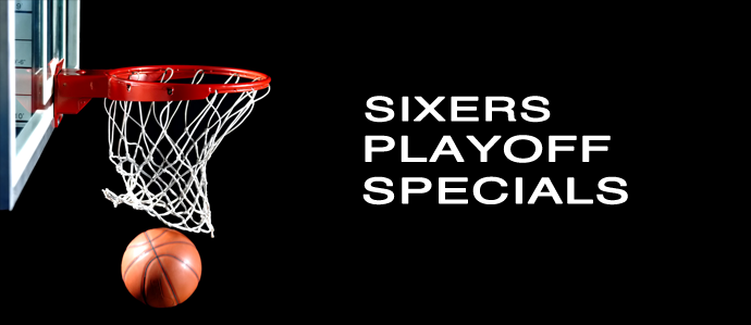 Sixers Happy Hours and Drink Specials