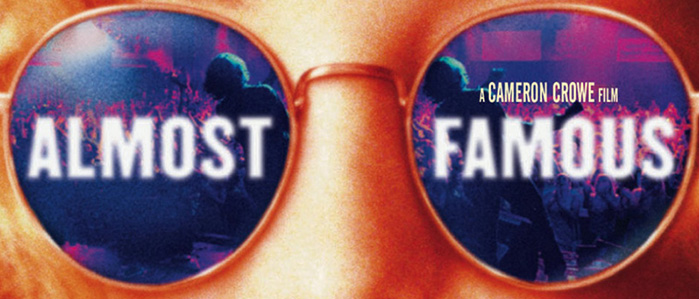 Monday Night Movie at The Bards Featuring 'Almost Famous', Feb. 23