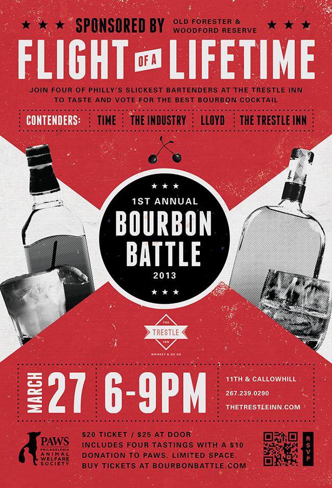 1st Annual Bourbon Battle
